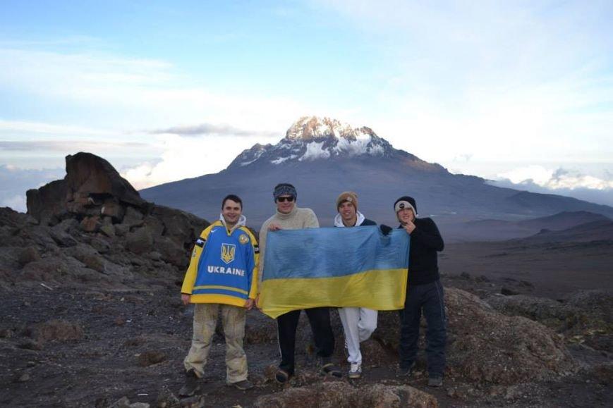 Мариупольцы забрались на вершину Килиманджаро (ФОТОРЕПОРТАЖ), фото-3