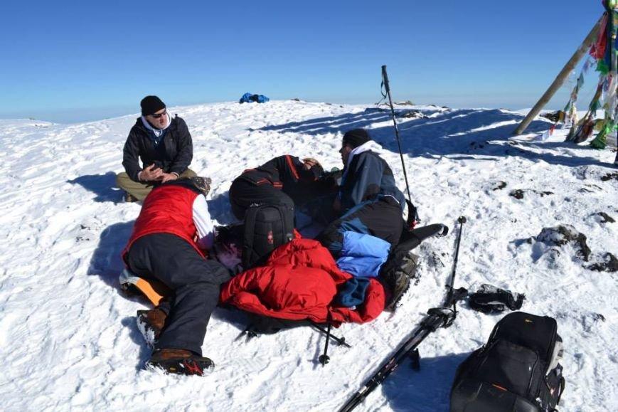 Мариупольцы забрались на вершину Килиманджаро (ФОТОРЕПОРТАЖ), фото-13