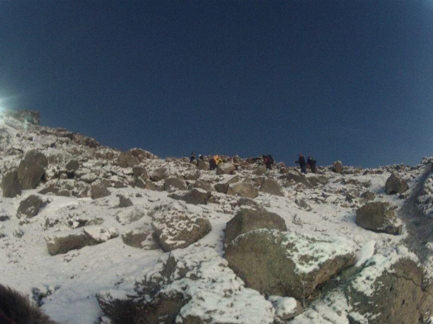 Мариупольцы забрались на вершину Килиманджаро (ФОТОРЕПОРТАЖ), фото-15