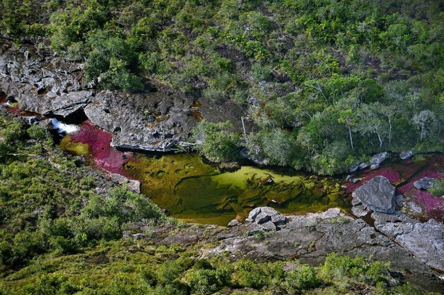 Река Каньо-Кристалес - 11