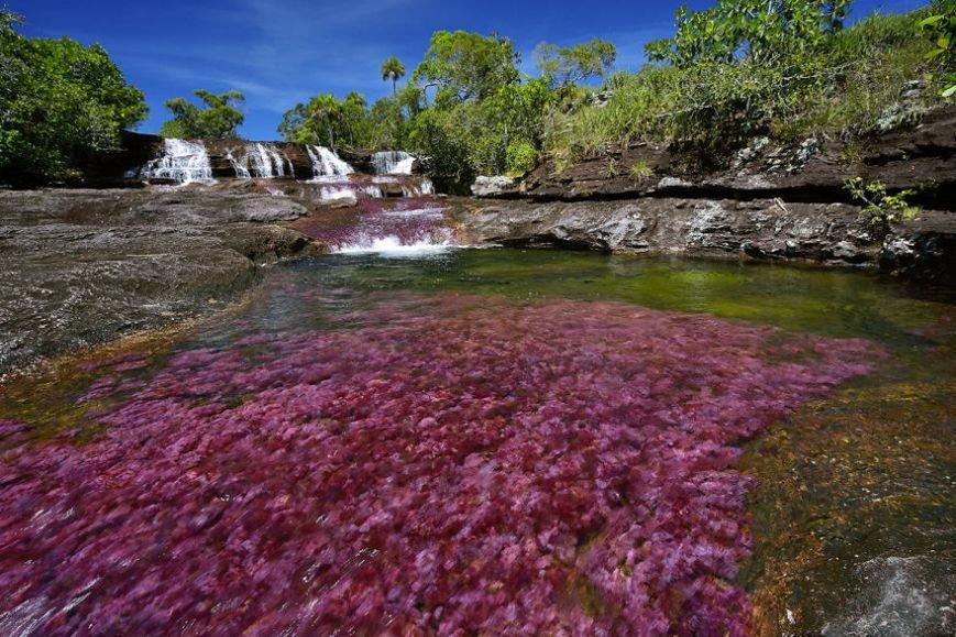 Река Каньо-Кристалес - 09
