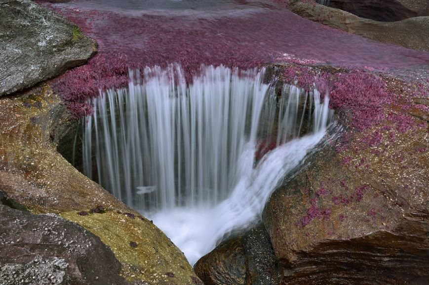 Река Каньо-Кристалес - 12