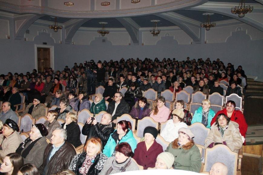 В Артемовске читают стихи Шевченко и призывают к единству, фото-7