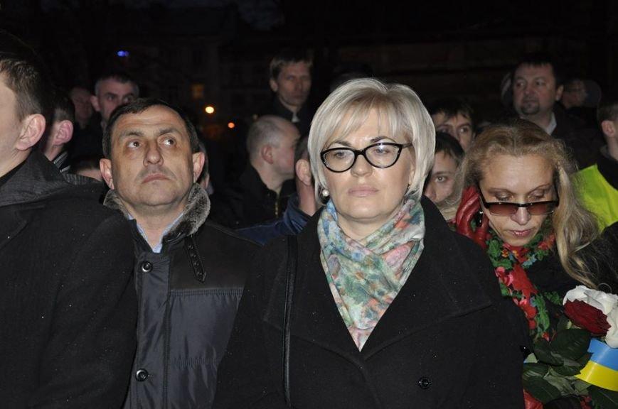 Новому губернатору Львівщині на Євромайдані кричали «Фу!» та «Ганьба» (ВІДЕО, ФОТО), фото-4