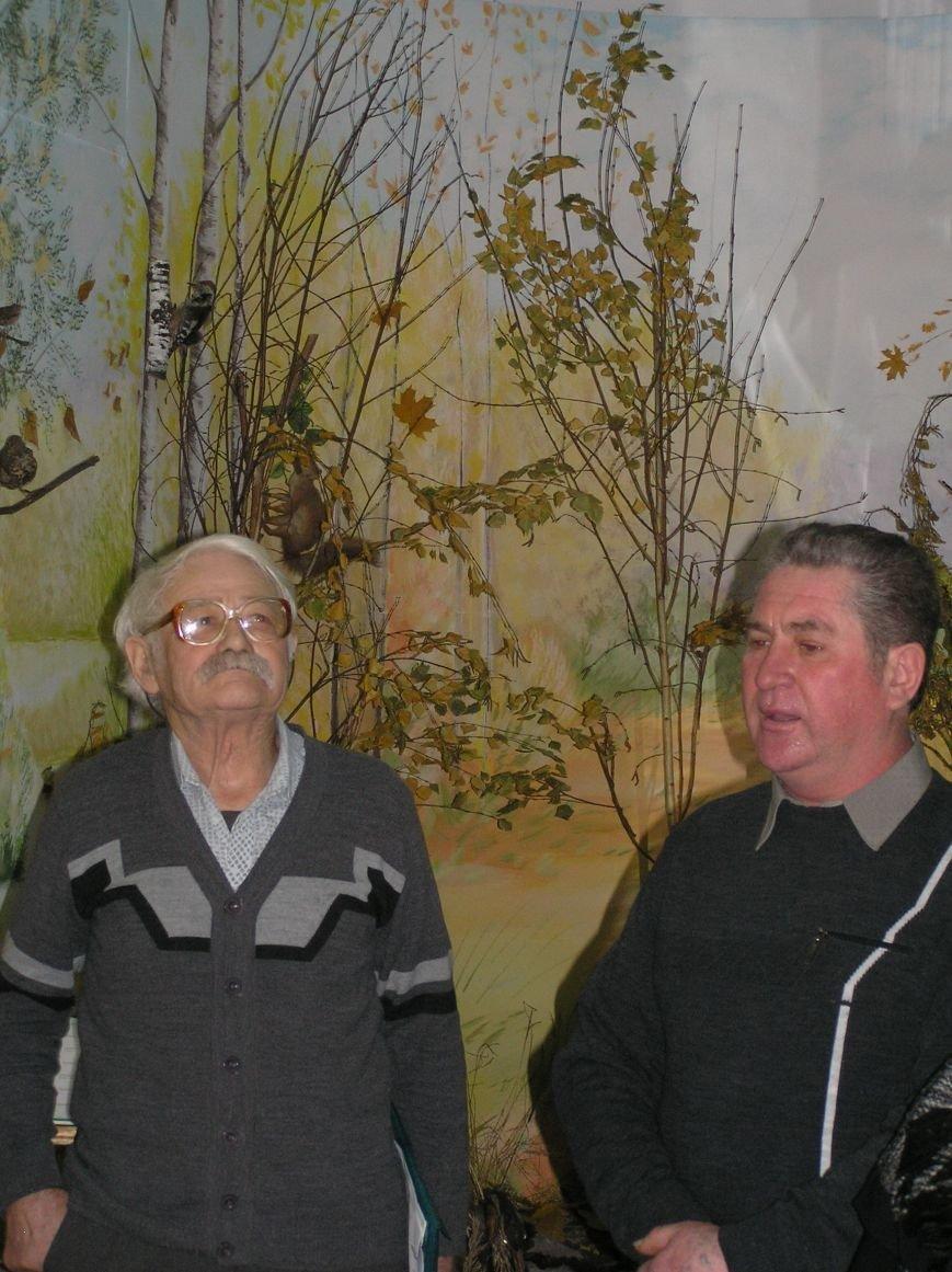 В Артемовском краеведческом музее обновили зал «Природа нашего края», фото-1
