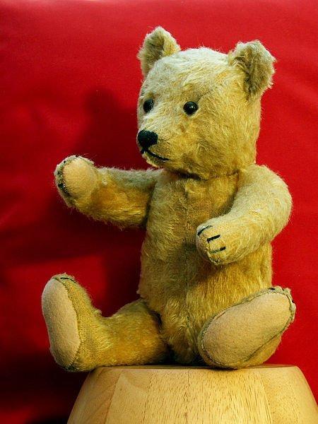 Мягкие игрушки_плюшевый медведь