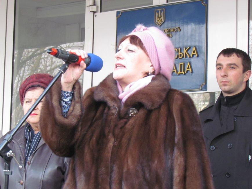 Нет войне! Под стенами  горсовета собрались сотни мариупольцев за единую Украину (ФОТО+Текст обращения+Дополнено), фото-16