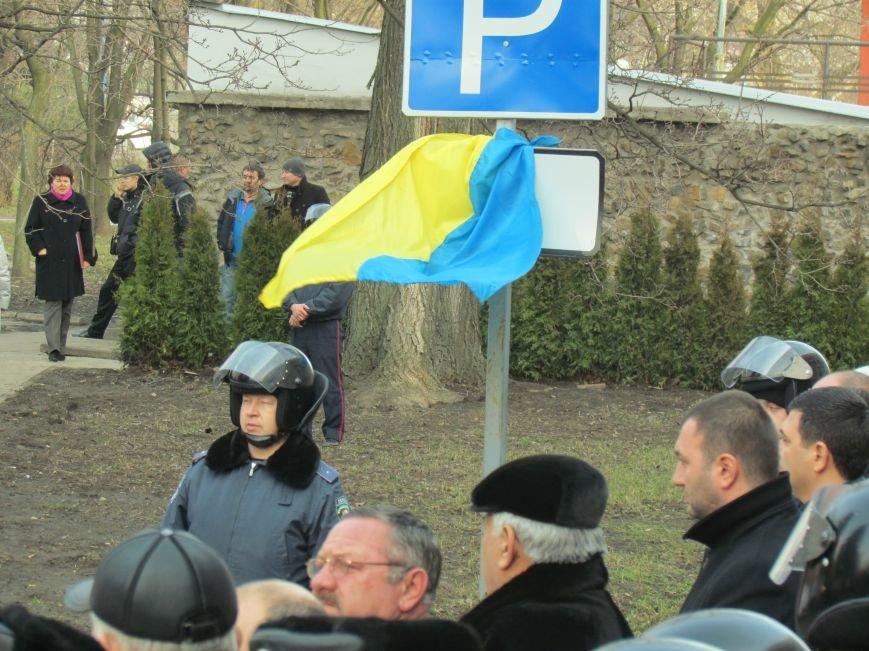 Нет войне! Под стенами  горсовета собрались сотни мариупольцев за единую Украину (ФОТО+Текст обращения+Дополнено), фото-20