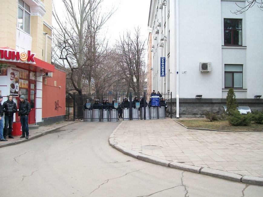 «Ни шагу назад»  - в Луганске митинговали за Россию (ФОТО), фото-3