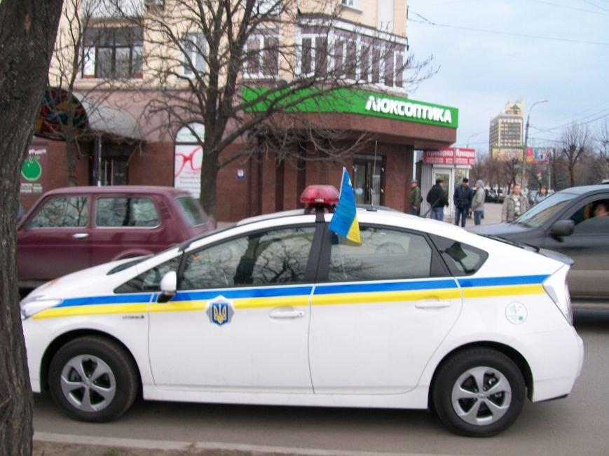 «Ни шагу назад»  - в Луганске митинговали за Россию (ФОТО), фото-6