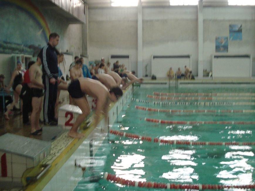 В спорткомплексе ДНУ им. О. Гончара прошла спартакиада по плаванию (ФОТО), фото-7