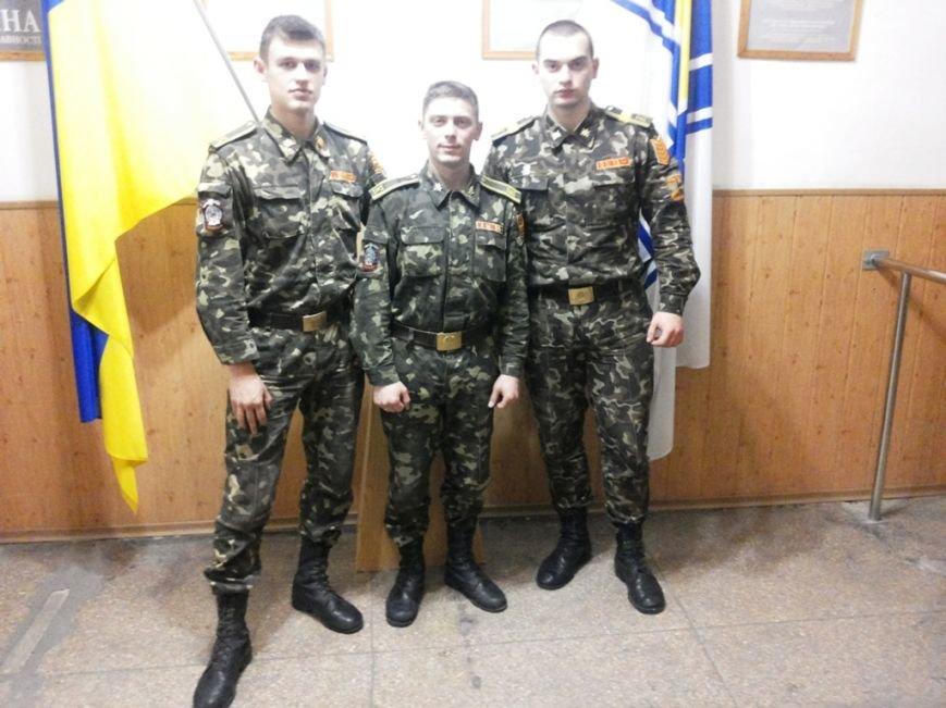 Житомирські студенти-«корольовці» стажуються в Криму, фото-2