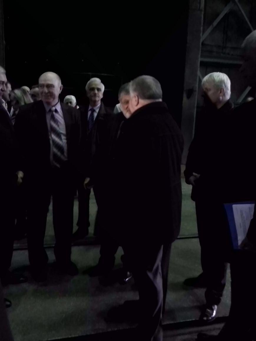 Губернатор Днепропетровщины Игорь Коломойский посетил «Южмаш» (ФОТОРЕПОРТАЖ), фото-5