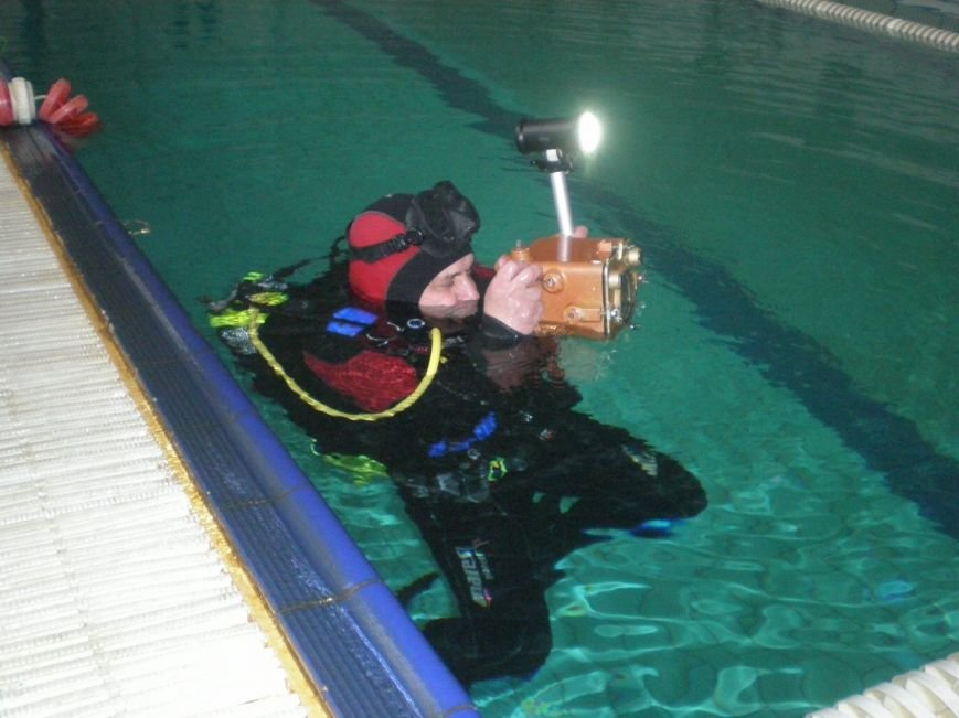 В Мариуполе подводные охотники устроили стрельбу по мишеням (ФОТО), фото-3