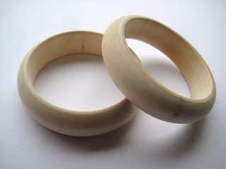 Фурнитура для браслетов, пример основы браслета 2
