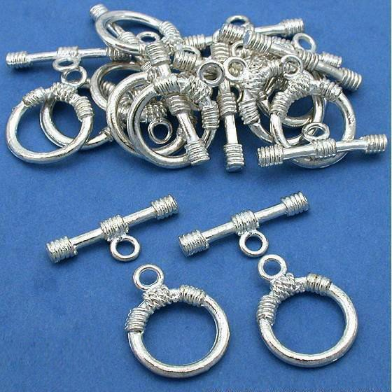 Фурнитура для браслетов, пример замочков