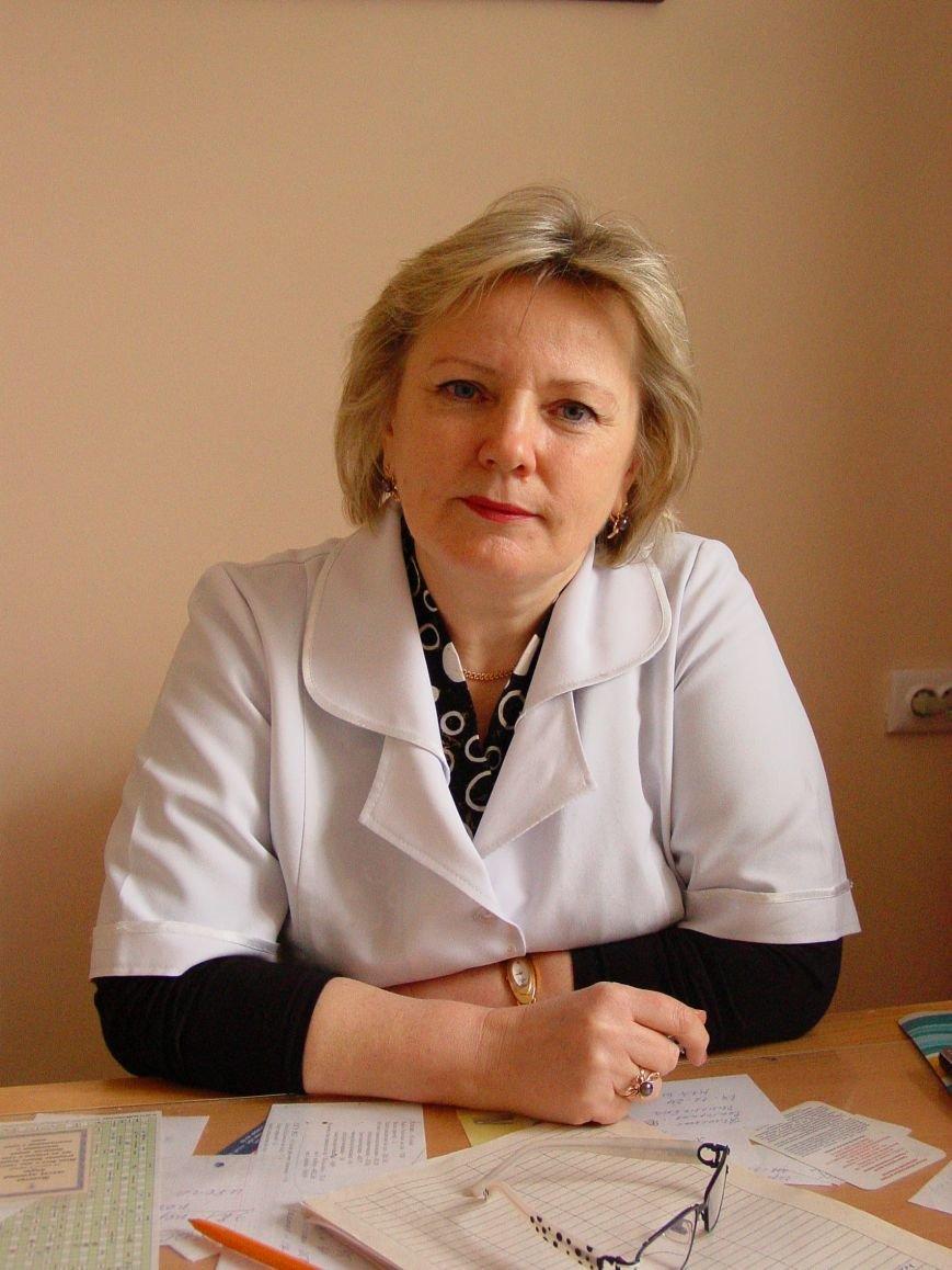 Лидия Чирина