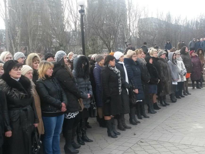 В Мариуполе почтили память Тараса Шевченко (ФОТО+ВИДЕО), фото-1