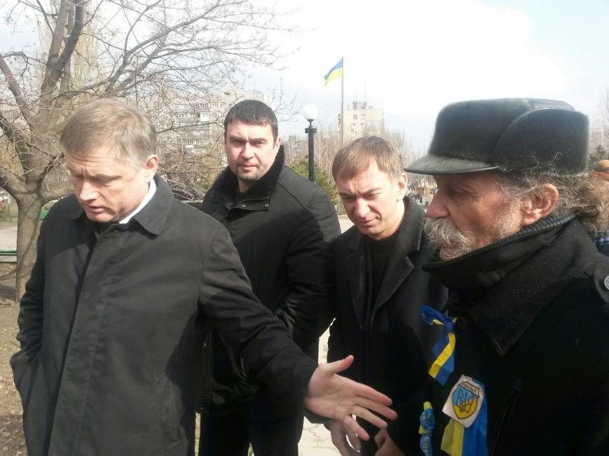 В Мариуполе почтили память Тараса Шевченко (ФОТО+ВИДЕО), фото-2