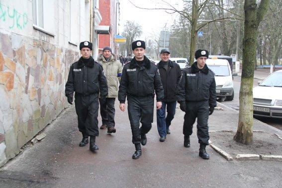 Милиция совершенствует систему организации охраны общественного порядка (ФОТО), фото-3