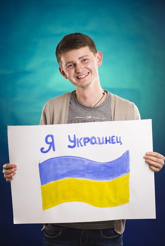 Симферопольцы митингуют за мир и целостность Украины (ФОТО), фото-5