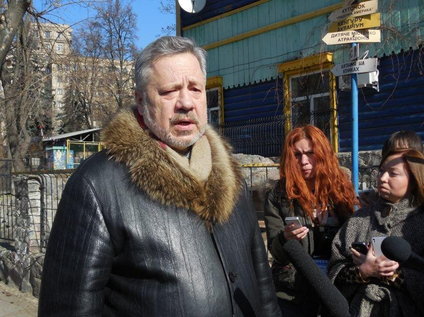 Киев блокирует перечисления в харьковский зоопарк: животные останутся без еды и света, фото-1