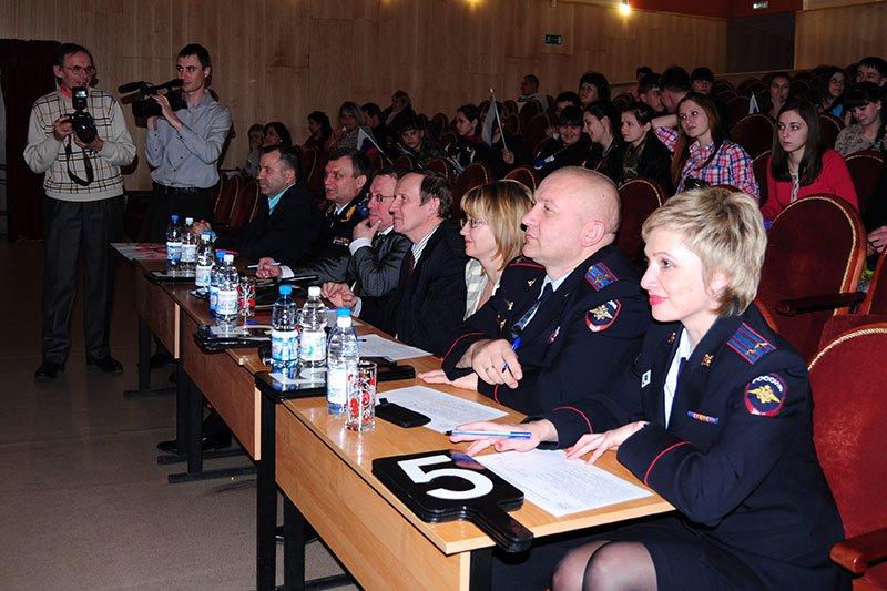 В Белгороде выбрали «Мисс полиция Белогорья-2014», фото-1