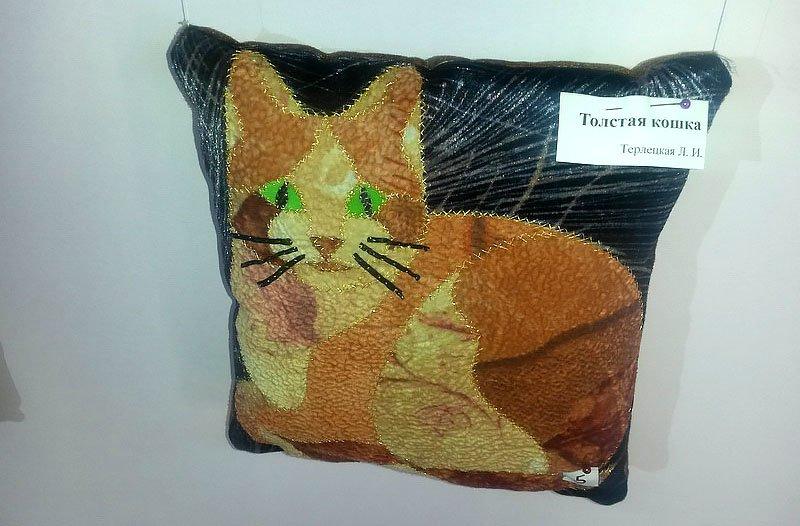 В Мариуполе открылась выставка подушек (ФОТО), фото-3