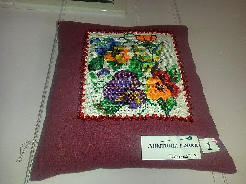 В Мариуполе открылась выставка подушек (ФОТО), фото-2