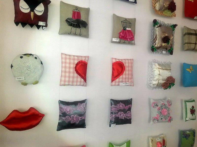 В Мариуполе открылась выставка подушек (ФОТО), фото-8