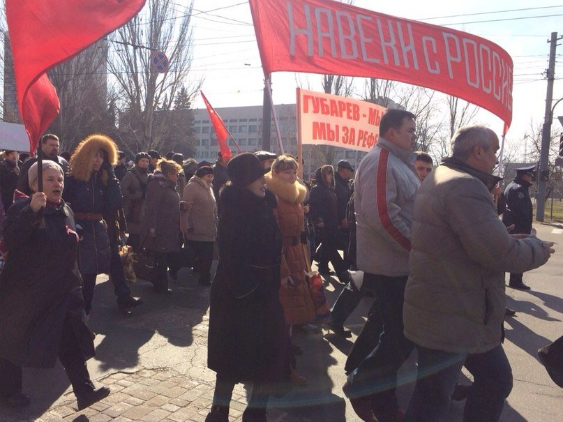 В Мариуполе  многотысячный митинг заявил о проведении  референдума (ФОТО), фото-1