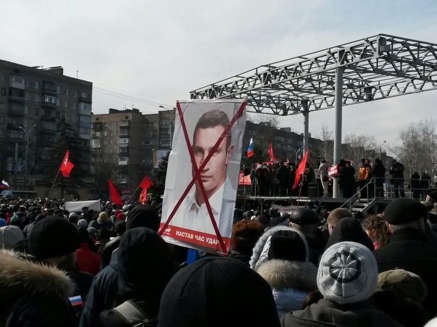 В Мариуполе  многотысячный митинг заявил о проведении  референдума (ФОТО), фото-6