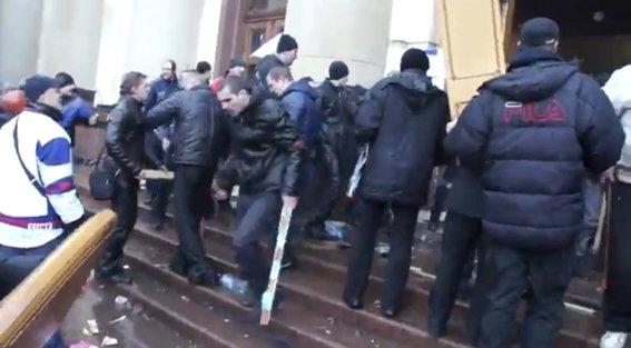 Харьковская милиция разыскивает «освободителей» здания обладминистрации, вооруженных пистолетами (ФОТО), фото-24