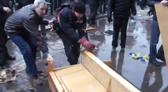 Харьковская милиция разыскивает «освободителей» здания обладминистрации, вооруженных пистолетами (ФОТО), фото-12