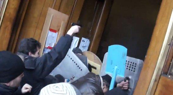 Харьковская милиция разыскивает «освободителей» здания обладминистрации, вооруженных пистолетами (ФОТО), фото-10
