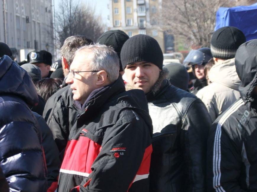 В Донецке на митинге требовали освобождения  «народного губернатора» Губарева (ФОТО, ВИДЕО), фото-2