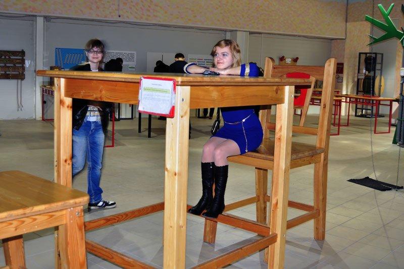 В белгородском «Экспериментаниуме» 8 марта устроили флешмоб, фото-10