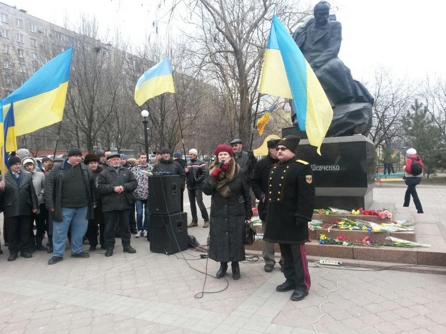 Мариупольцы выступили за единство Украины (ФОТО), фото-4