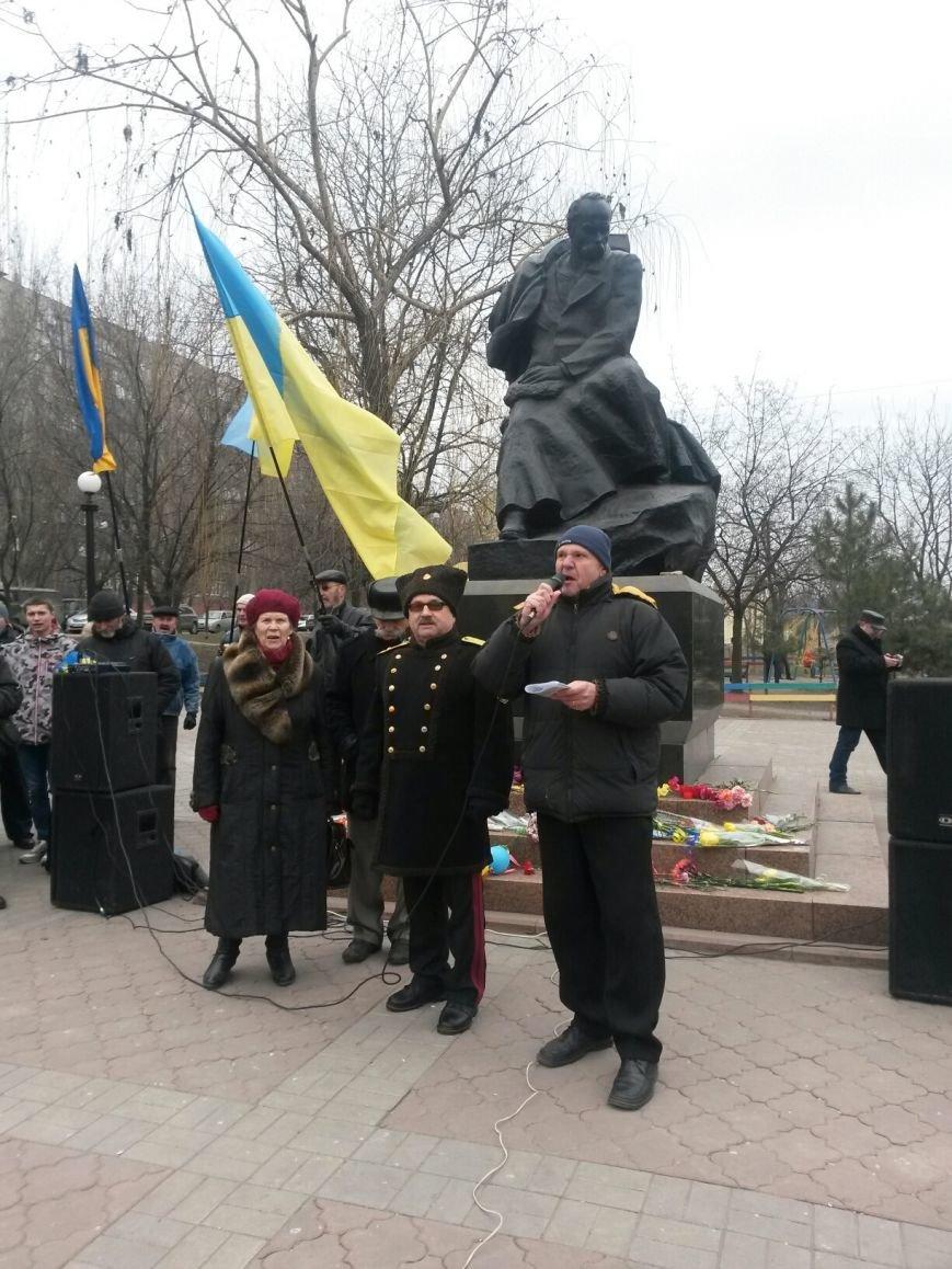 Мариупольцы выступили за единство Украины (ФОТО), фото-3