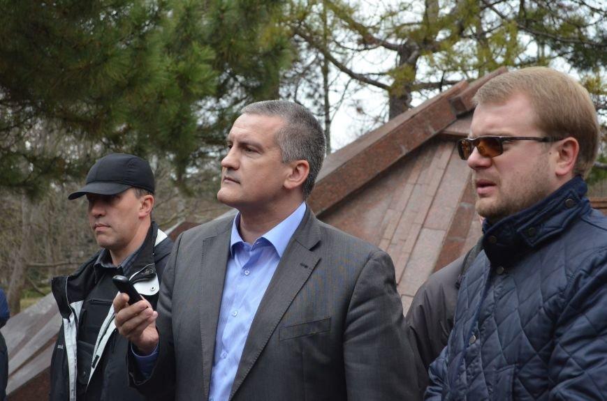 В Симферополе начали формировать Вооруженные силы Крыма (ФОТО, ВИДЕО), фото-4