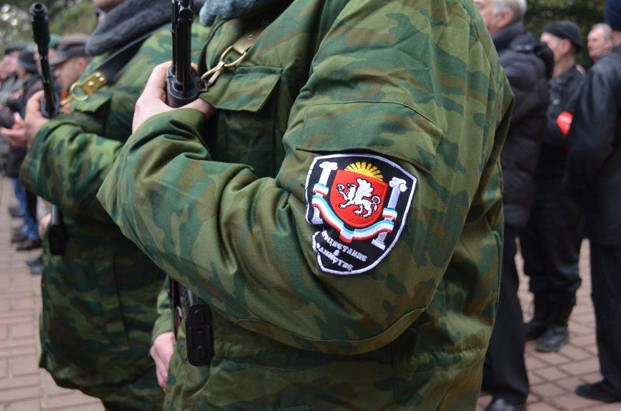 В Симферополе начали формировать Вооруженные силы Крыма (ФОТО, ВИДЕО), фото-10