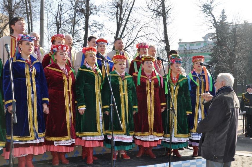 Житомирщина вшанувала пам'ять Великого Кобзаря, фото-4