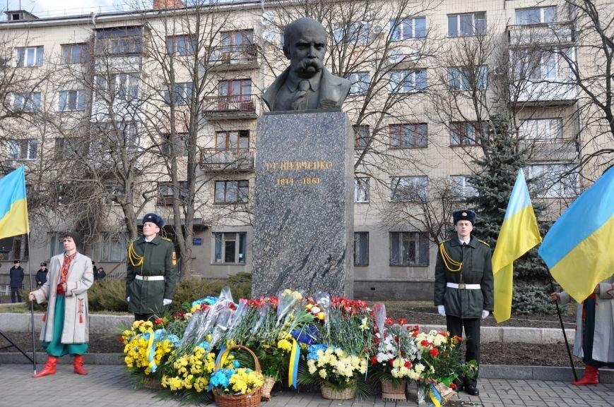 Житомирщина вшанувала пам'ять Великого Кобзаря, фото-5