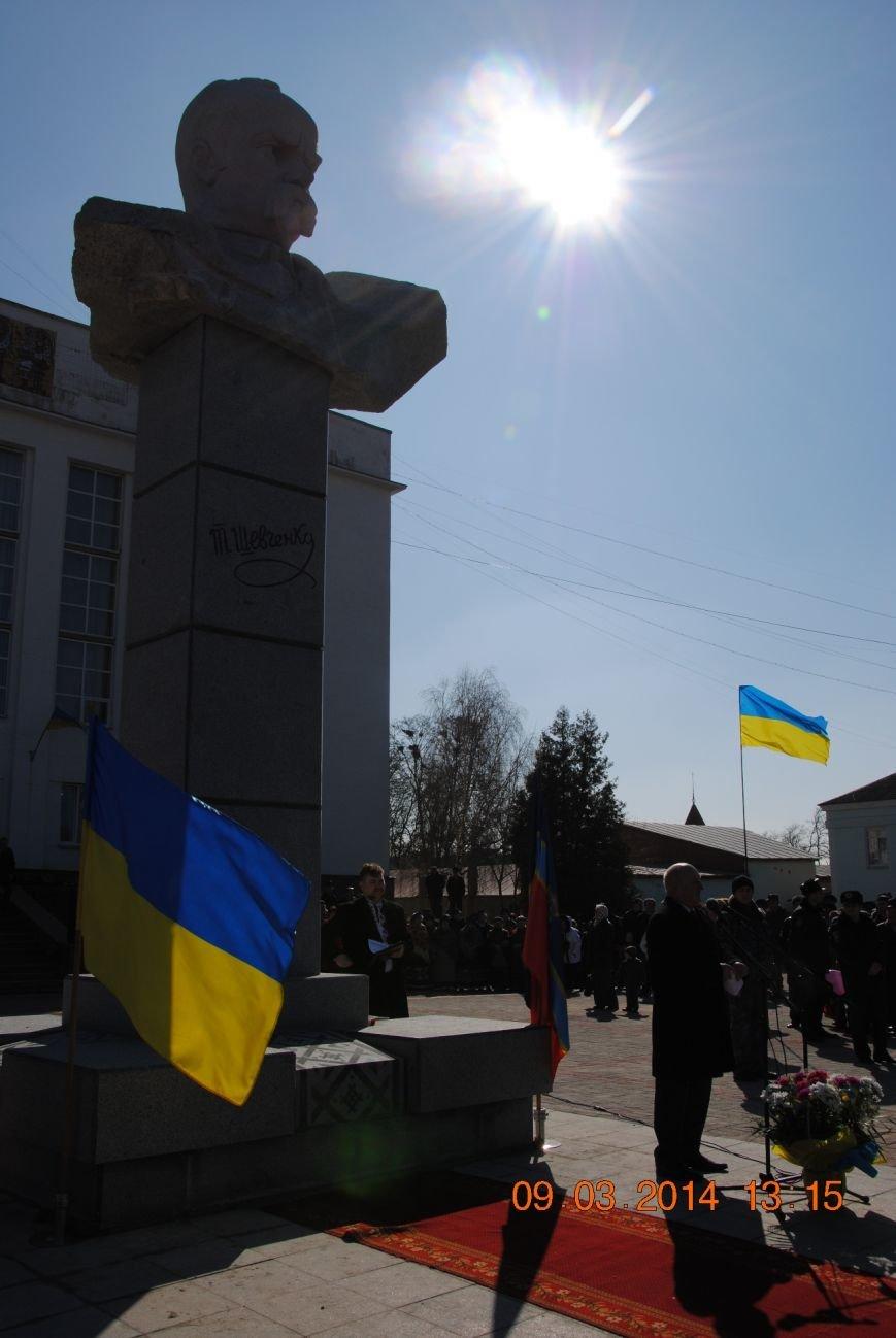 У Коростені з'явився ще один постамент  Тарасу Шевченку, фото-3