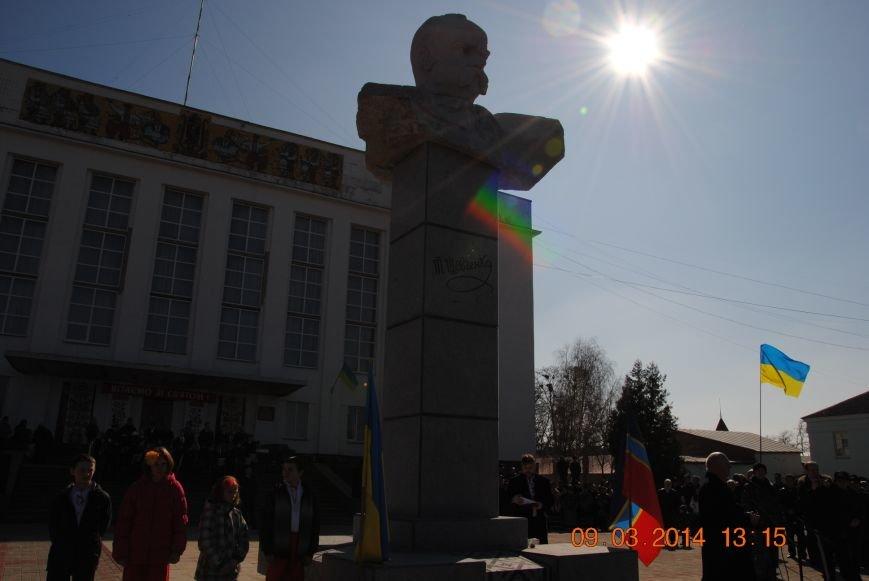 У Коростені з'явився ще один постамент  Тарасу Шевченку, фото-2
