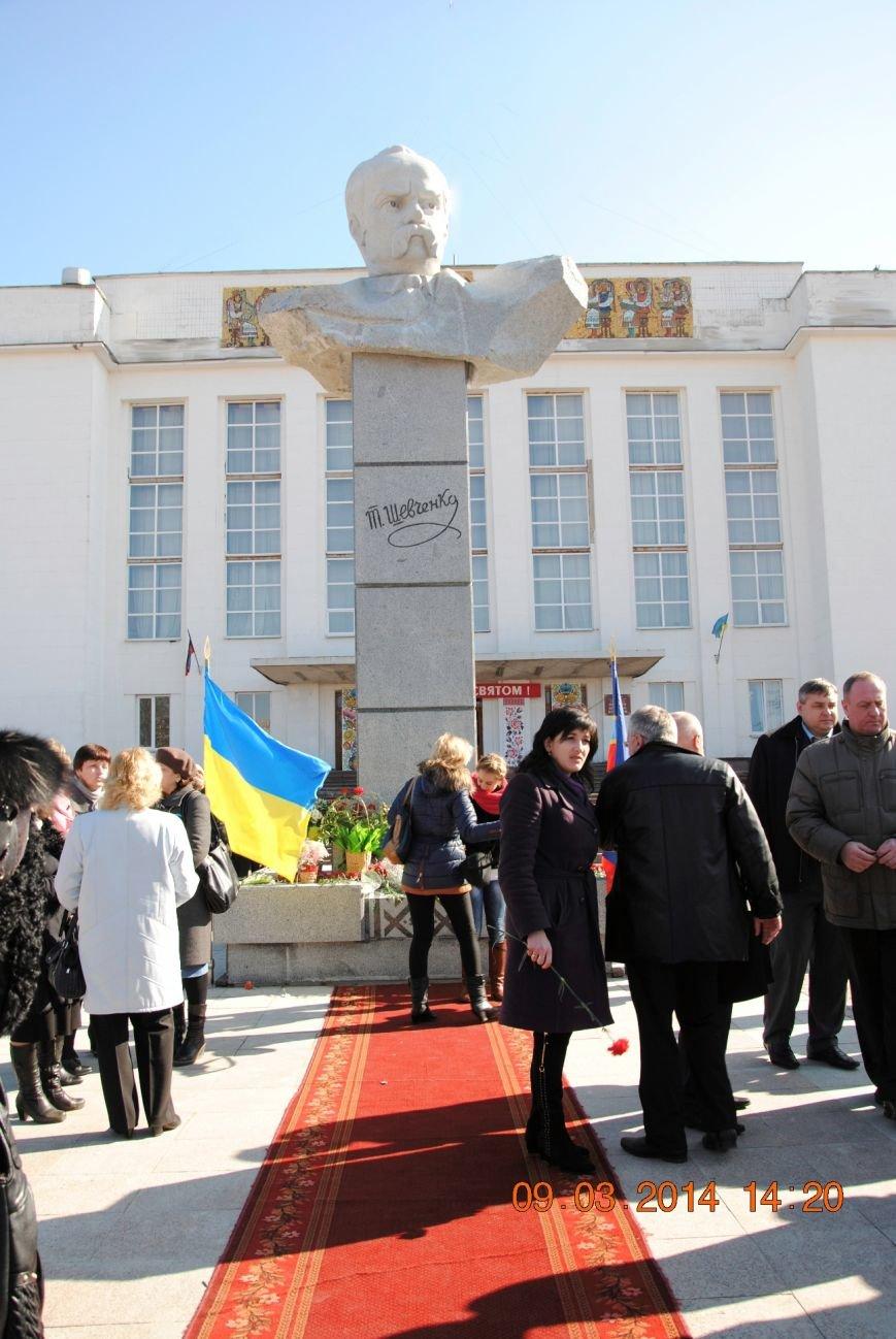 У Коростені з'явився ще один постамент  Тарасу Шевченку, фото-6