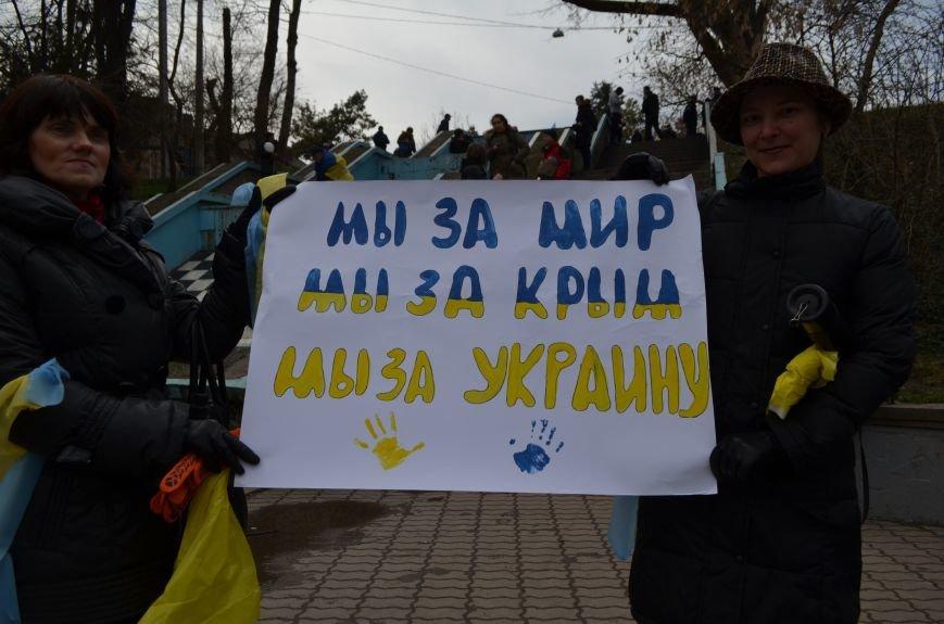 Крымские женщины призвали Путина подарить им мир (ФОТО, ВИДЕО), фото-27