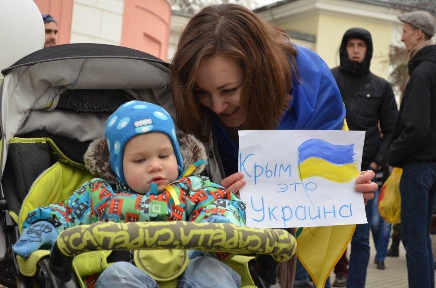 Крымские женщины призвали Путина подарить им мир (ФОТО, ВИДЕО), фото-30