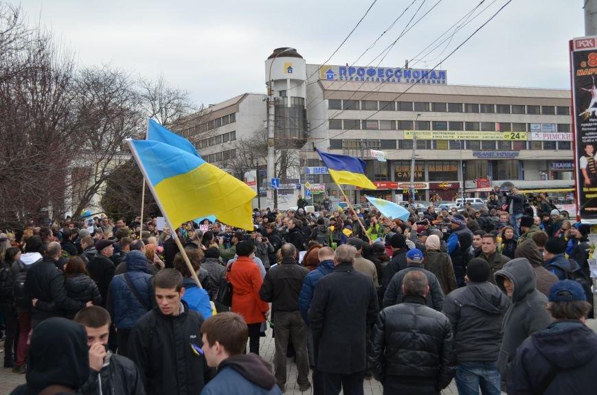 Крымские женщины призвали Путина подарить им мир (ФОТО, ВИДЕО), фото-14