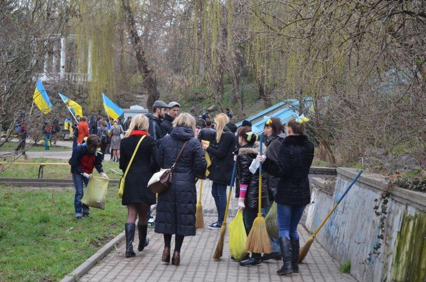 Крымские женщины призвали Путина подарить им мир (ФОТО, ВИДЕО), фото-21